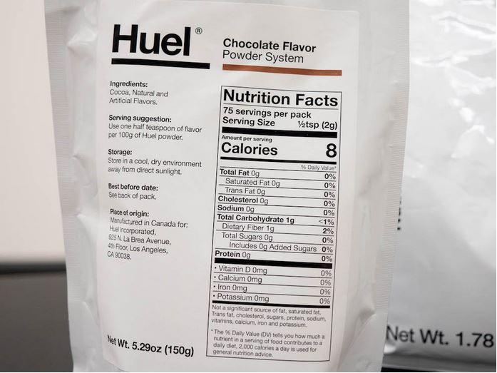 nutrition faits